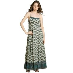 Juicy Couture Bohemian Tiered Maxi Dress